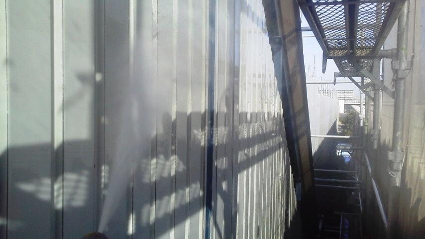八尾の工場